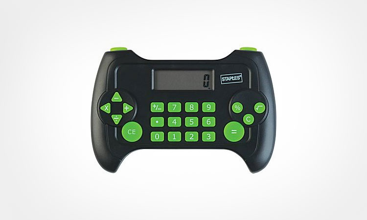Game Controller Calculator