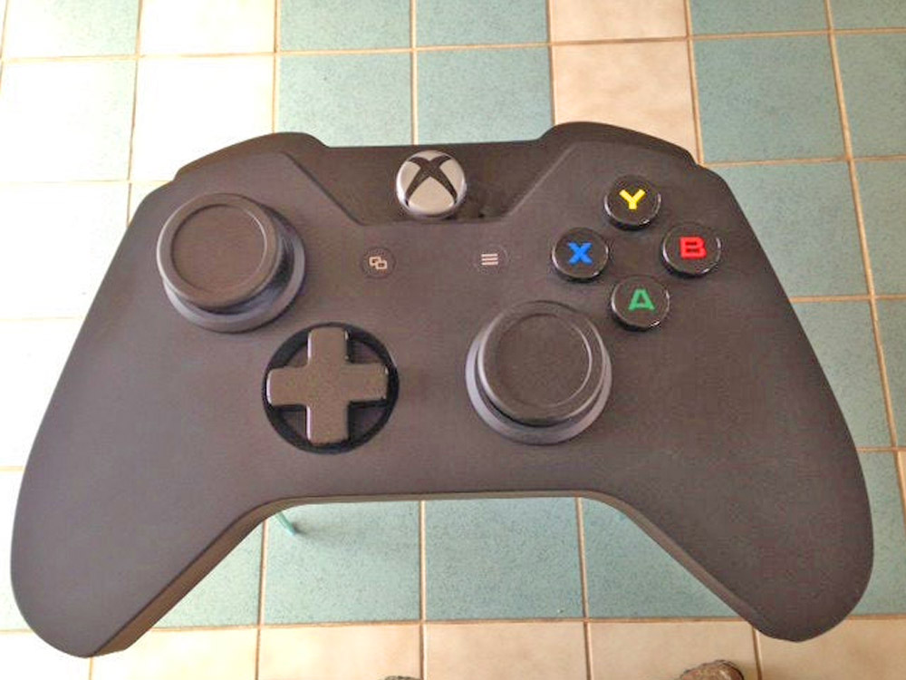 Giant Xbox One Controller Replica Coffee Table