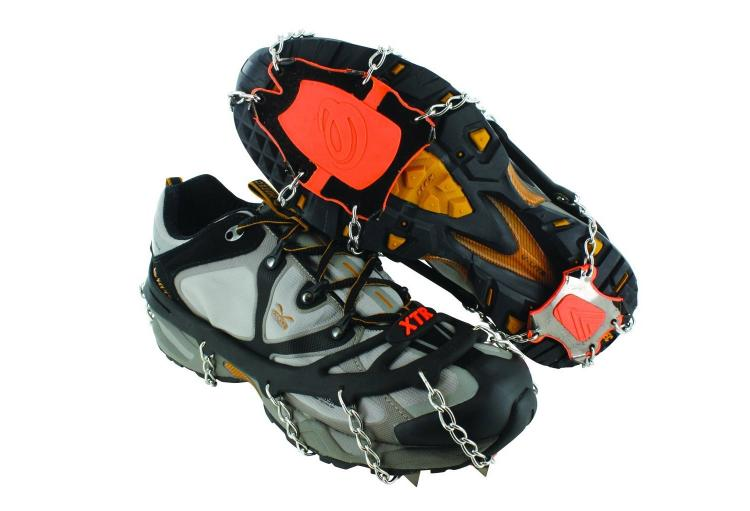 Yaktrax: Shoe Attachments That Give Better Traction On Snow and Ice