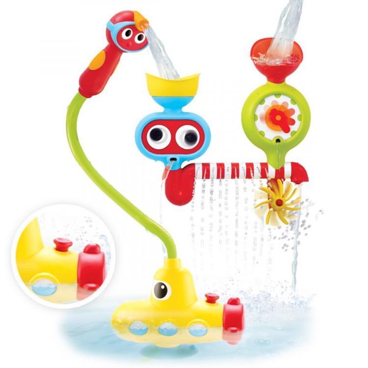 Yookidoo Baby Bath Toys Makes Bath-Time Fun