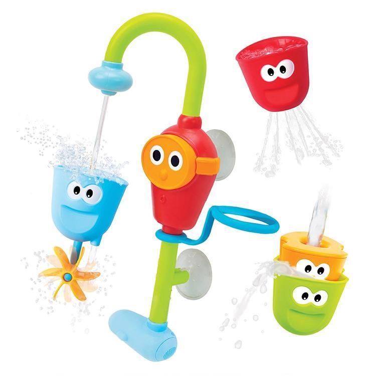 Yookidoo Baby Bath Toys Makes Bath Time Fun