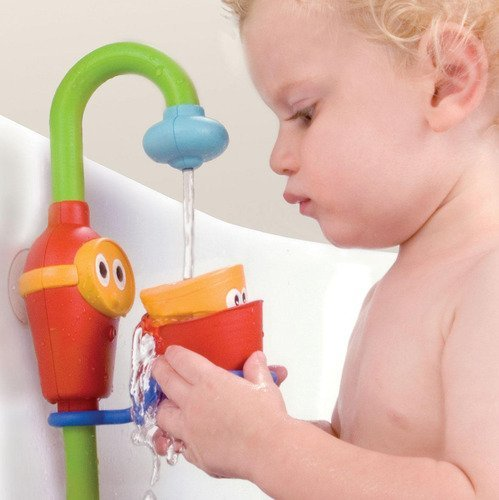 Yookidoo Baby Bath Toys Makes Bath Time Fun