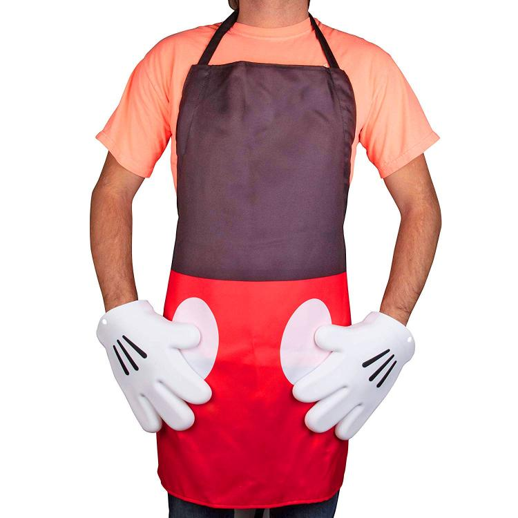 Mickey Mouse Hands Oven Mitts