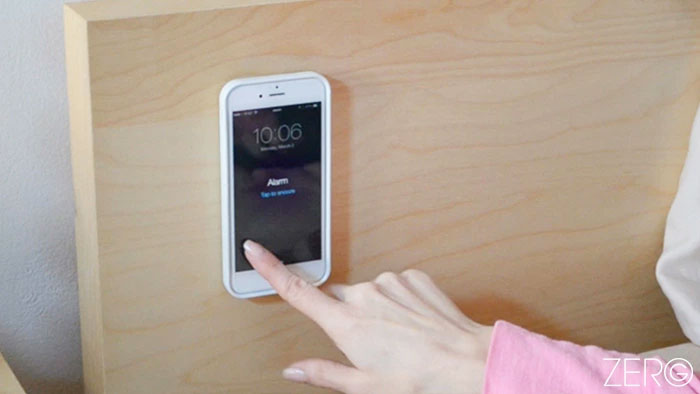 Zero G - Wall Sticking iPhone Case