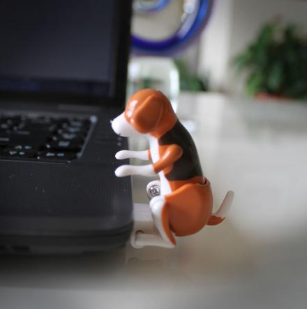 USB Powered Humping Dog