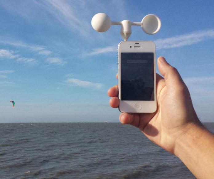 Vaavud Smartphone Wind Meter