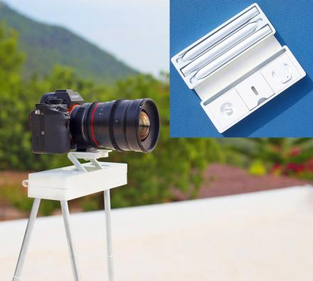 Vixari Tripod: The Most Portable Camera Tripod In The World