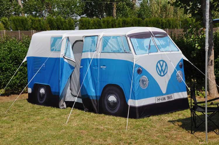 VW Volkswagen Van C&ing Tent - Hippy Bus C&ing Tent & Volkswagen Van Camping Tent