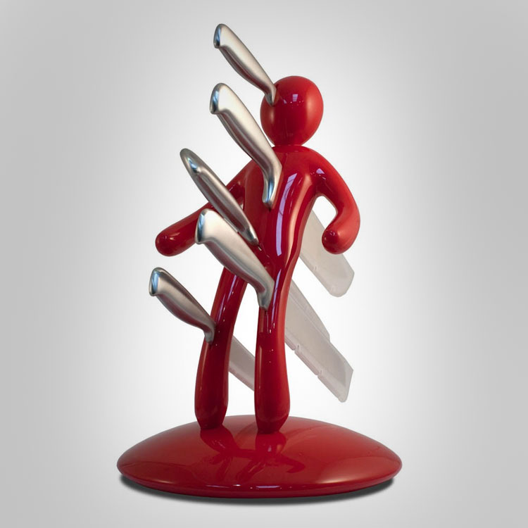 Voodoo Knife Block Set 1