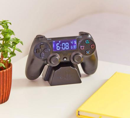 Wake Up With This PlayStation Alarm Clock