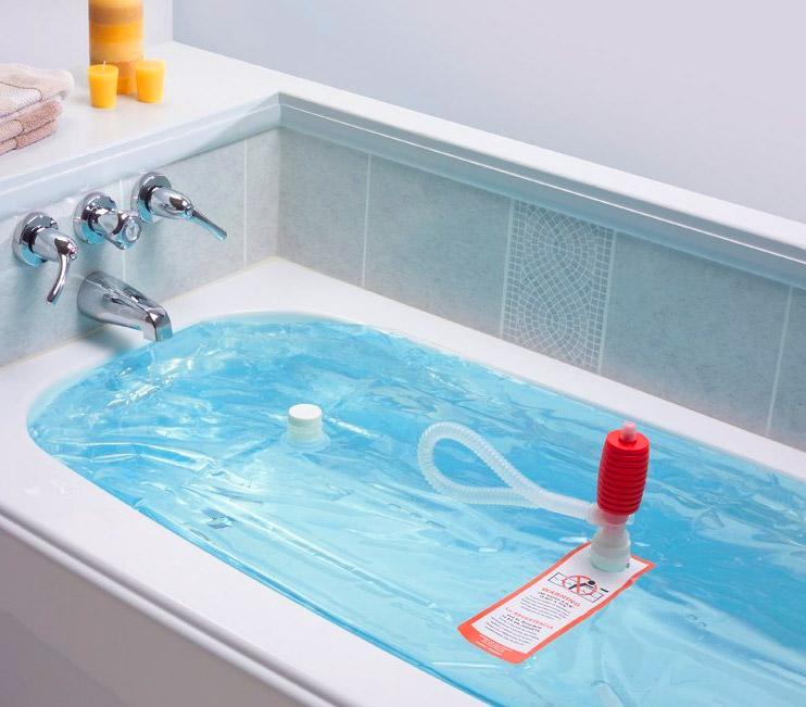 Large Walk In Bathtub