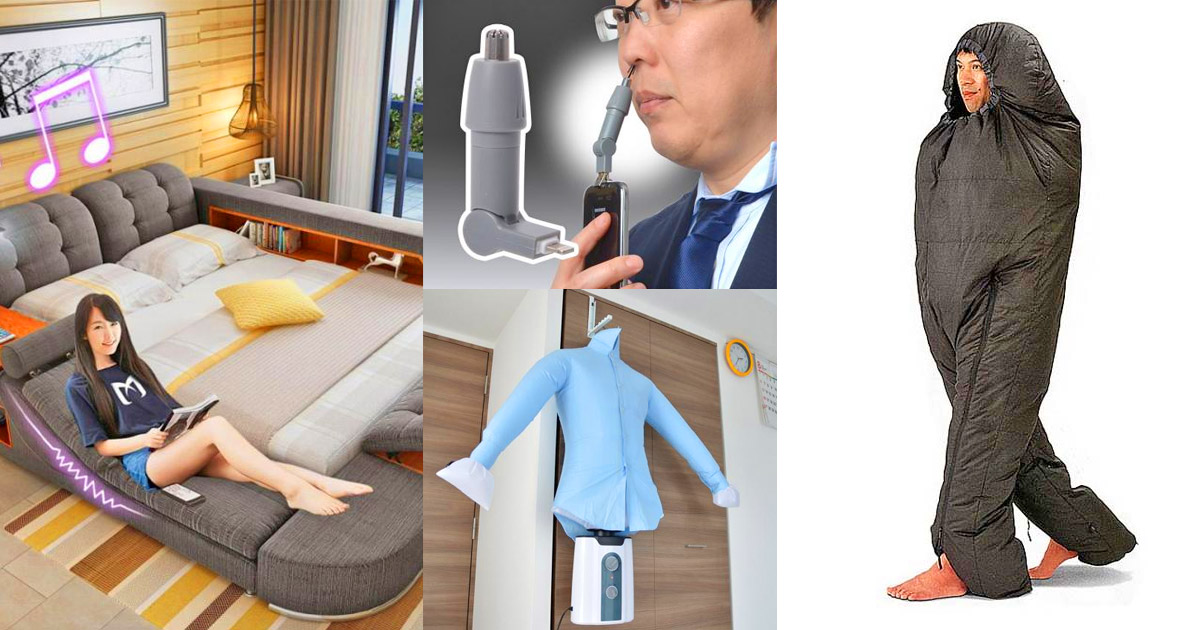 We Found The Most Genius Japanese Gadgets You Can Actually Buy