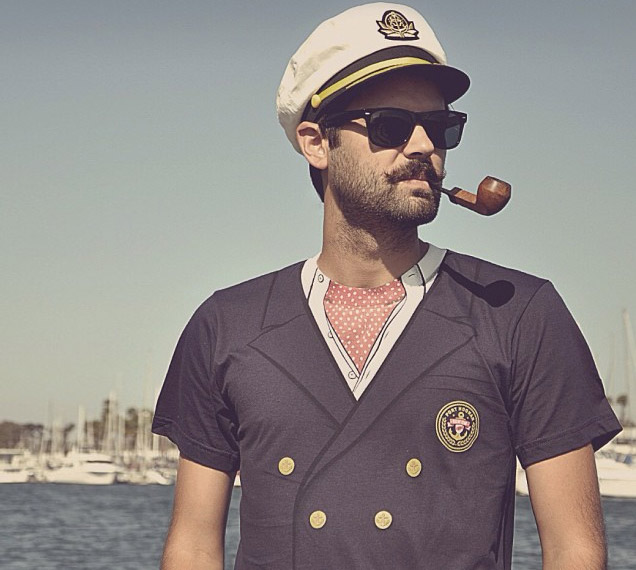 Yacht Captain T-Shirt