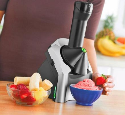 Yonanas: A Home Frozen Yogurt Maker That Uses Frozen Fruit