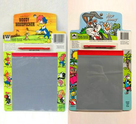 You Can Actually Still Get Those Nostalgic Magic Slate Paper Savers From The 80's and 90's