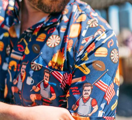 You Will Regret Nothing When Sporting This Amazing Ron Swanson Shirt