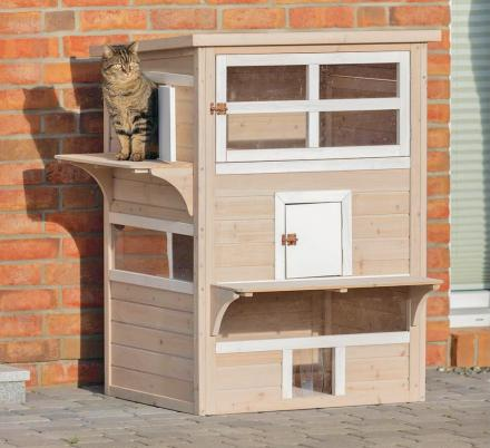 Your Cat Can Now Have Their Own Luxury Apartment