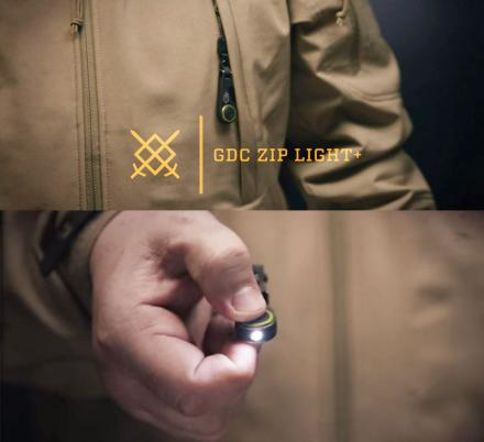 Zipper Light and Bottle Opener