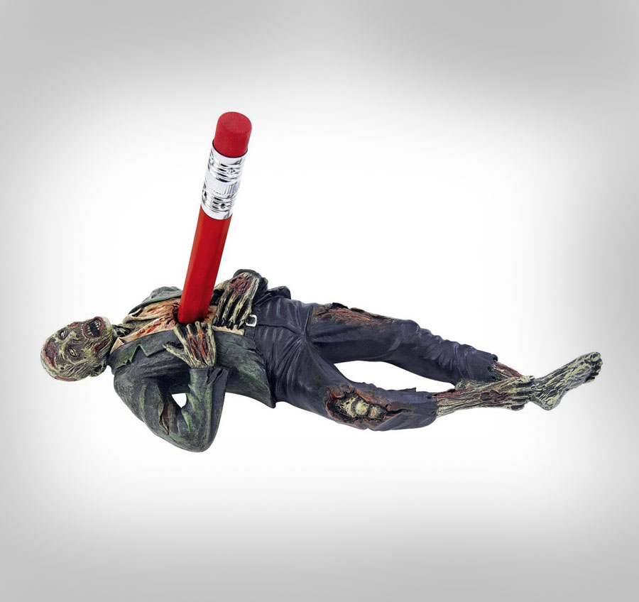Zombie Pen Holder